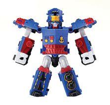 Tobot V Boatking Transformation Action Figure Robot Vehicle Boat Ranger Toy image 3