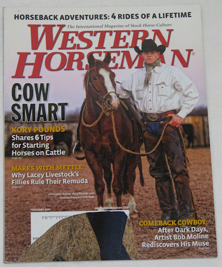 Western Horseman February 2010 Back Issue Magazine