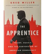 The Apprentice. Russian Hoax by Greg Miller, a Trump Hating Democrat Aut... - $29.39