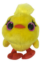 "Disney Pixar Toy Story 4 Ducky Huggable Plush Approximately 10"" Yellow Duck - $13.85"