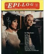 Epi-Log Magazine #16, U.F.O./Thunderbirds/The Saint/Supercar 1992 VERY FINE - $4.50