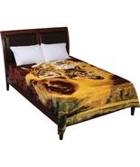 Wyndham House Wildlife Print Blanket - Queen / ... - $39.00