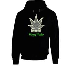 Money Maker 420 Canna Hoodie image 1