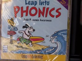 Leap Into Phonics Build Phonemic Awareness [CD-ROM] - $5.93