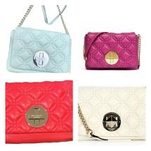 NWT Kate Spade Astor Court Naomi Leather Crossbody Bag WKRU2291 WKRU3570 - $89.95