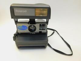 Vintage Polaroid 600 Talking Instant Camera w/Distance Control *Actually... - $24.74