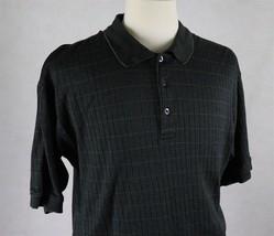IZOD Mens Striped Polo Shirt Size Large - $11.77