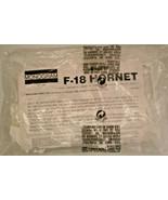 Monogram 1103 F-18 Hornet, 1/72 Scale NO BOX - $8.59