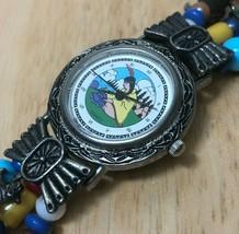 Vintage Westwater Lady Ornate Beaded Art Deco Analog Quartz Watch Hours~... - $23.74