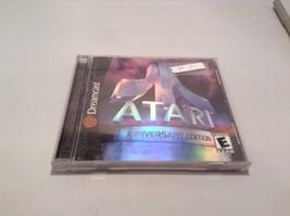 Used Sega Dreamcast Atari Anniversary PC Game