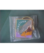 whale watching brand new key chain in package - $2.99