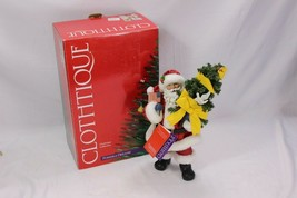Possible Dreams Clothtique Xmas Homecoming Santa 713780 - $36.25