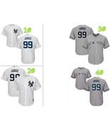 Men's New York Yankees #99 Aaron Judge Cool Base Series Jersey - $40.99