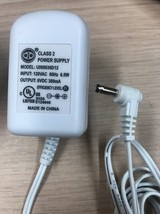 AC Power Supply Adapter Charger U060030D12 Output: 6V DC 300mA                P6