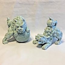 Guardians Foo Dogs Lions Andrea by Sadek EUC - $61.37