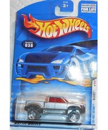 """2001 Hot Wheels 1st Editions """"Mega Duty"""" Collector #038 Mint On Card - $4.00"""