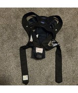 Infant Black Mesh BABYBJORN Baby Carrier Snuggler - $16.99