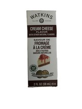 Watkins Cream Cheese Flavor 2 Oz Cupcakes Cakes NEW - $8.75