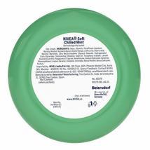 NIVEA Soft Light Moisturizer Cream Chilled Mint With Vitamin E & Jojoba Oil image 7