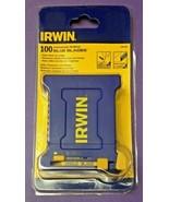 Irwin 2084400 Unbreakable Bi-Metal Blue Utility Blades 100 Pack USA - $18.81