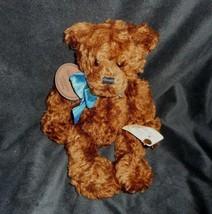 2003 GUND MOHAIR LIMITED EDITION CLASSIC TEDDY BEAR STUFFED ANIMAL PLUSH... - $43.53