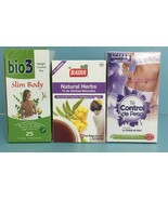 Weight Control-Slimming Tea. Different Brands: Badia; Bio 3 & Obesy. You... - $8.99+