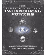 THE ENCYCLOPEDIA OF PARANORMAL POWERS 2010 OUT OF PRINT! NEW Color PIX! ... - $19.99