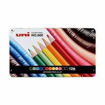 Mitsubishi Pencil colored pencils 880 12-color K88012CP - $19.52
