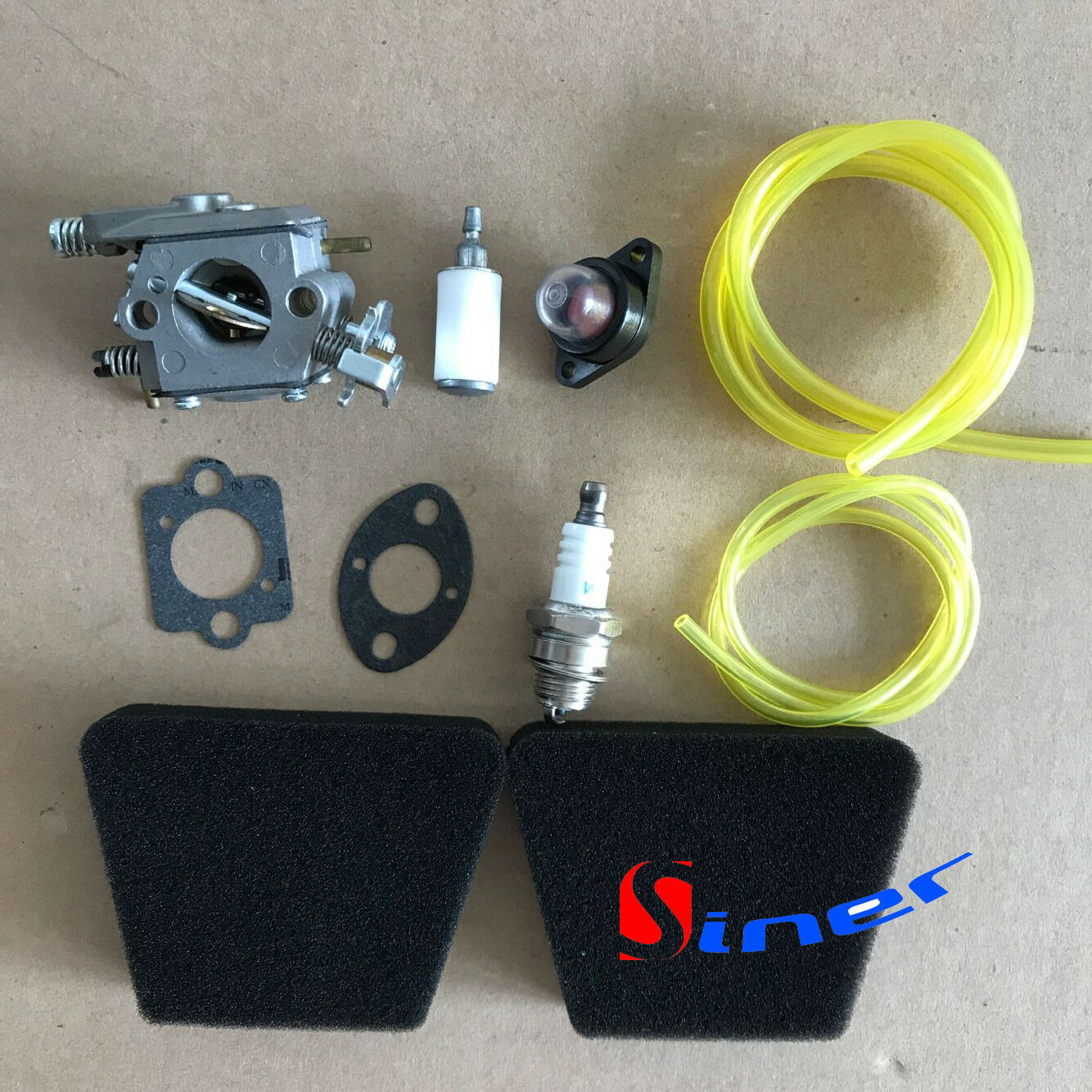Primary image for Carburetor Carb For Poulan Chainsaw 1950 2050 2150 2375 Walbro WT 891 545081885