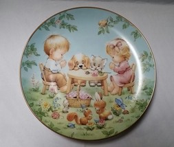 Collector Plate Baby Nursery Decor 92 Kids Life's Little Blessings Home ... - $22.97