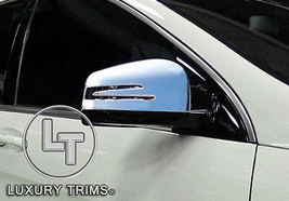 Mercedes R-Class Wagon W251 R350 Chrome Mirror Covers by Luxury Trims 20... - $108.89