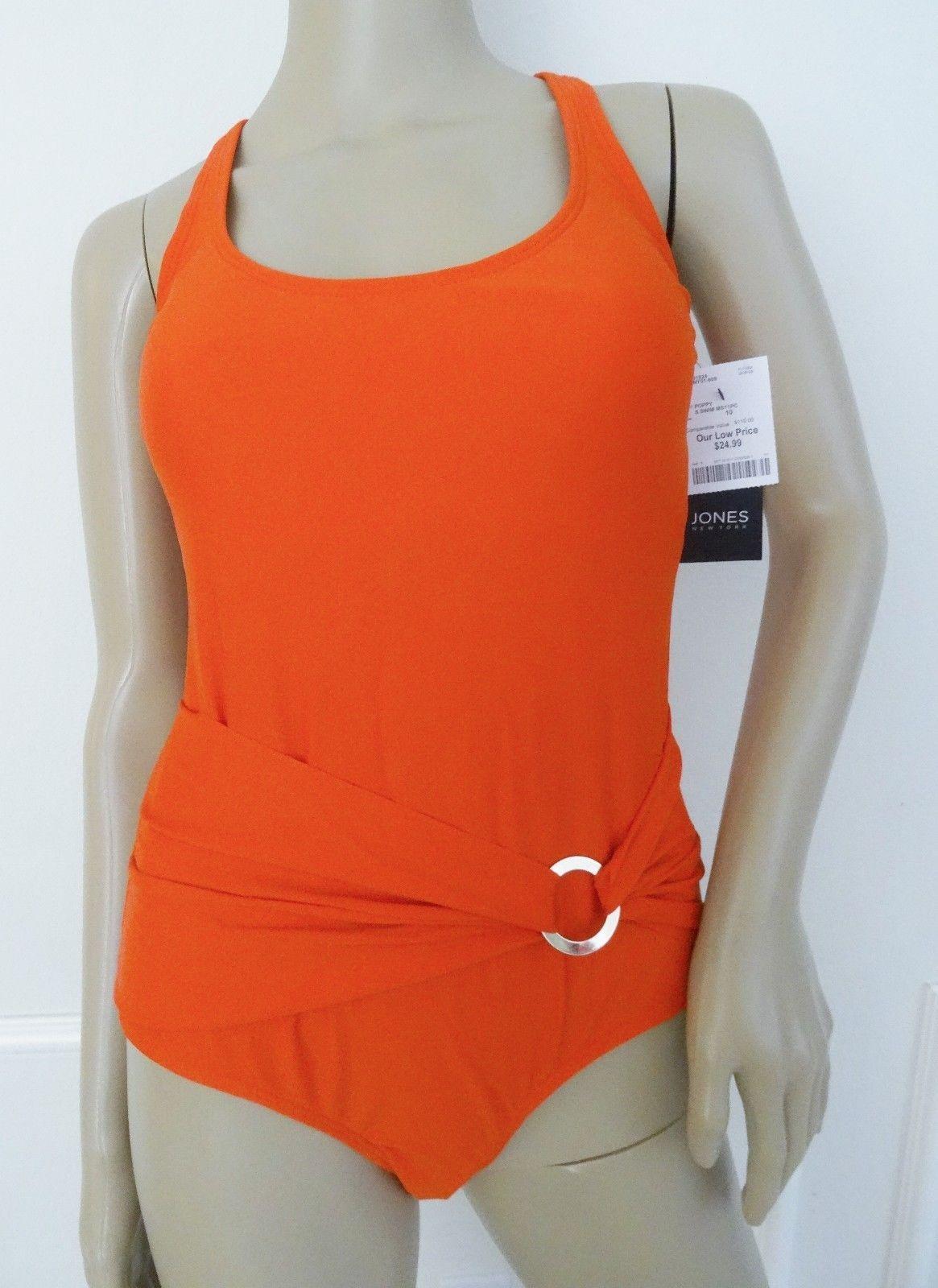4008cd20e8509 S l1600. S l1600. Previous. Nwt Jones New York Women s Swimwear One Piece  ...