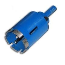 """45mm (1-3/4"""") Heavy Duty Diamond Segments Core Drill Bit With Pilot Drill Bit - $52.97"""