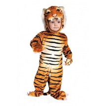 Underwraps Tiger Brown Animal Cat Toddler Infant Boys Halloween Costume ... - $29.39