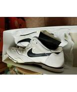Nike Zoom Rival White Black 107004 Men's Size 6.5 Track Shoes New in Box  - $48.37