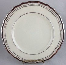 Lenox Chesterfield Platinum salad plate (EC) ( 6 available ) - $35.00