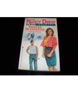 Nancy Drew Mystery Paperback 'Danger in Disguise' - $8.59