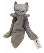Kohls Cares Owl Baby Blanket Grey Plush Soft Security Lovey - $34.64