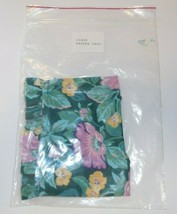 Longaberger 1993 Large Easter Liner ONLY New Green Floral New 23400 - $12.86