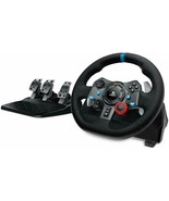 Logitech g920 Driving Force Wheel Running and Pedals ps4/ps3/PC/Mac Black - $921.08