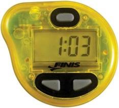 Finis 1.05.120 Tempo Trainer Pro Small, Yellow/Blk  - $92.29
