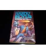 Hardy Boys Mystery paperback 'Running on Empty' - $8.59