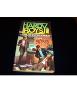 Hardy Boys Mystery paperback 'A Killing in the Market' - $8.59