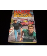 Hardy Boys Mystery paperback 'Collision Course' - $8.59