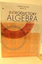 Introductory Algebra for College Students My Math Lab Plus A La Carte Pa... - $98.28