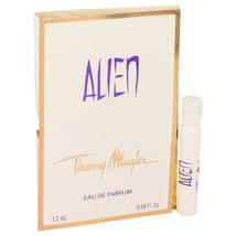 Alien by Thierry Mugler Vial EDP Spray (sample on card) .04 oz for Women... - $16.74