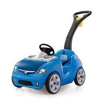 Step2 Whisper Ride II Ride On Push Car, Blue - $99.95