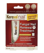 Kerasal Nail Fungus Treatment Clinically Proven Finger/Toe Nails Visible... - $34.99