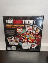 The Big Bang Theory Fact or Fiction Trivia Game - Factory Sealed - Cardi... - $15.29