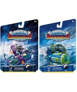 Skylanders SuperChargers 2 Pack Sea Vehicle Bundle: Sea Shadow & Dive Bo... - $14.99